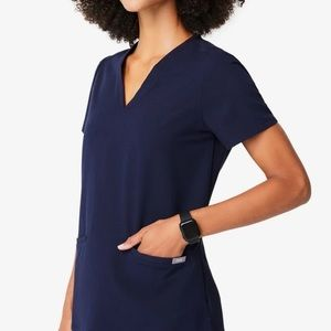 Figs Technical Collection Short Sleeve Scrub Top